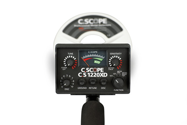 1220XD control head