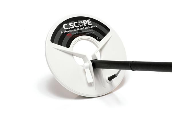 990XD metal detector medium head